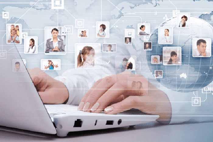 поиск человека в сети