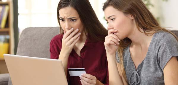 Обманули интернет-мошенники