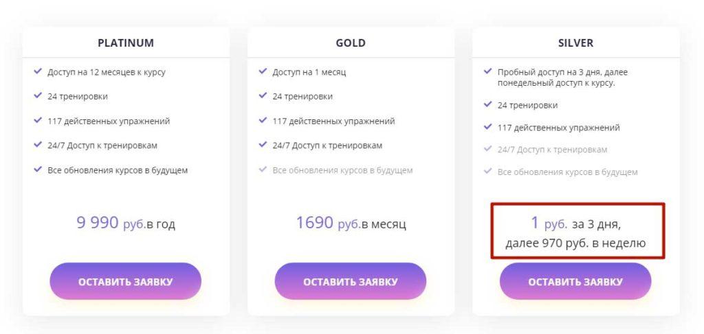 Myfullfit.com – как отменить подписку и вернуть деньги, отзывы